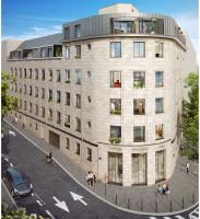 Nantes programme immobilier à rénover « Pavillon Cambronne » en Loi Malraux  (2)