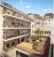 Nantes programme immobilier à rénover « Pavillon Cambronne » en Loi Malraux  (3)