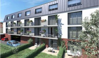 Reims programme immobilier neuve « Le Clos Orphalese » en Loi Pinel