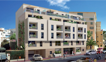 Antibes programme immobilier neuve « Melody »