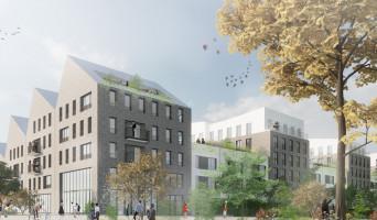 Villeneuve-d'Ascq programme immobilier rénové « Le Tweed »