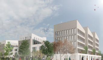 Villeneuve-d'Ascq programme immobilier neuve « Le Tweed » en Nue Propriété  (3)
