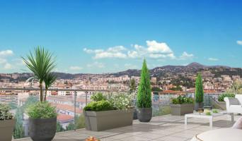 Nice programme immobilier neuve « Rosa Bianca » en Loi Pinel  (2)