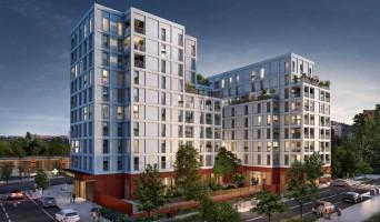 Toulouse programme immobilier rénové « Métropolis » en loi pinel