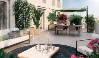 Toulouse programme immobilier neuve « Métropolis » en Loi Pinel  (2)