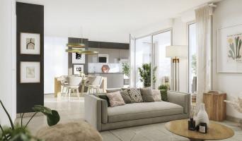 Toulouse programme immobilier neuve « Métropolis » en Loi Pinel  (3)