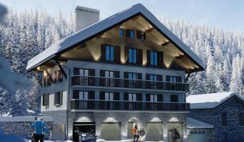 Orelle programme immobilier neuve « Le Lodge »