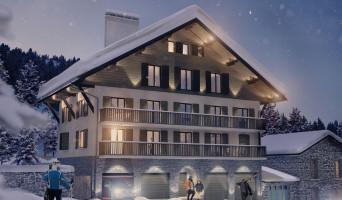 Orelle programme immobilier neuve « Le Lodge »  (2)