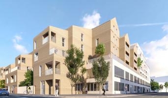 Bordeaux programme immobilier rénové « Les Allées Amplitude » en loi pinel