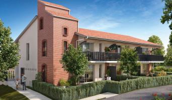 Balma programme immobilier rénové « Résidence n°219067 » en loi pinel