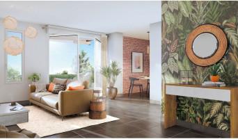 Balma programme immobilier neuve « Programme immobilier n°219067 » en Loi Pinel  (2)