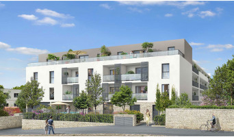 Nîmes programme immobilier neuf « Anagia » en Loi Pinel