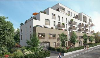 Les Pavillons-sous-Bois programme immobilier rénové « La Promenade d'Aristide » en loi pinel