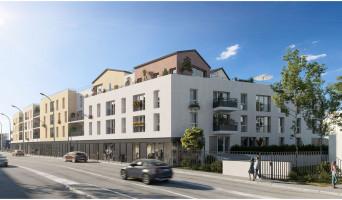 Morangis programme immobilier neuve « Confluence » en Loi Pinel  (3)