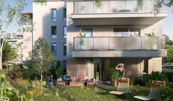 Eckbolsheim programme immobilier rénové « Ecko » en loi pinel