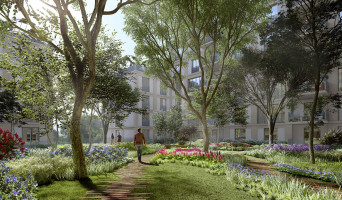 Bordeaux programme immobilier neuve « L'Althéa » en Loi Pinel  (2)