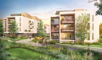 Nort-sur-Erdre programme immobilier neuf « Coeur Bocage »