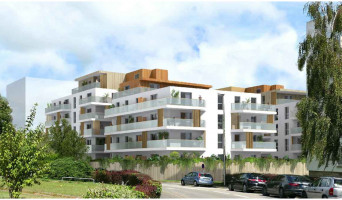Lorient programme immobilier neuve « La Frégate » en Loi Pinel  (2)