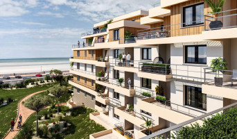Cucq programme immobilier neuve « Face Mer »