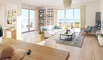 Cucq programme immobilier neuve « Face Mer »  (3)
