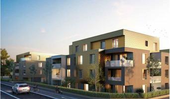 Brumath programme immobilier neuve « Carré Or »