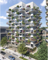 Paris programme immobilier rénové « Alguésens » en loi pinel