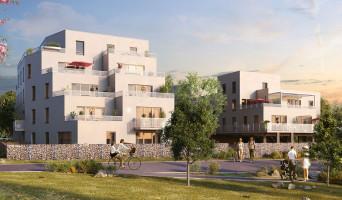 Le Havre programme immobilier rénové « Les Terrasses Calypso » en loi pinel