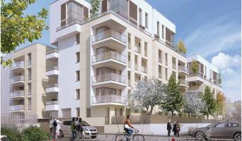 Athis-Mons programme immobilier rénové « Les Passerelles » en loi pinel