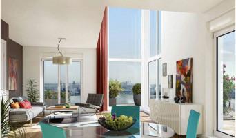 Athis-Mons programme immobilier neuve « Les Passerelles » en Loi Pinel  (2)