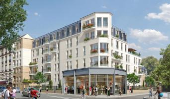 Argenteuil programme immobilier neuve « Caractère » en Loi Pinel