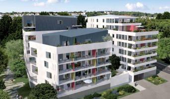 Ris-Orangis programme immobilier neuve « Lumières de Seine » en Loi Pinel
