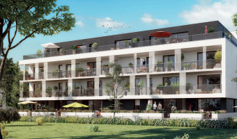 Brumath programme immobilier neuve « Arbor & Sens »