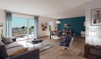 Brumath programme immobilier neuve « Arbor & Sens »  (2)