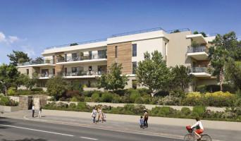 Valbonne programme immobilier rénové « Résidence n°219097 » en loi pinel