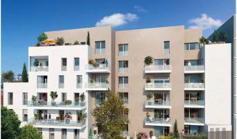 Bron programme immobilier neuve « Programme immobilier n°219098 » en Loi Pinel  (2)
