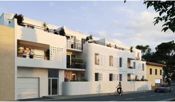 Cabannes programme immobilier neuve « Le Clos des Alpilles »  (2)