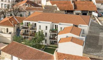 Cabannes programme immobilier neuve « Le Clos des Alpilles »  (3)