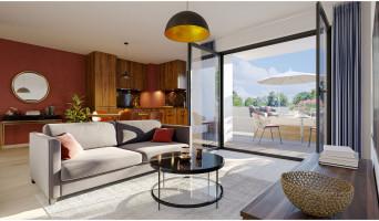 Cabannes programme immobilier neuve « Le Clos des Alpilles »  (4)