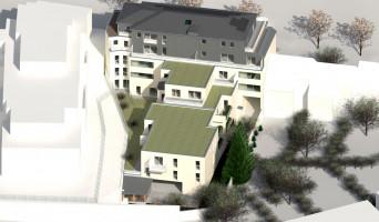 Angers programme immobilier neuve « Le Moringa » en Loi Pinel  (2)