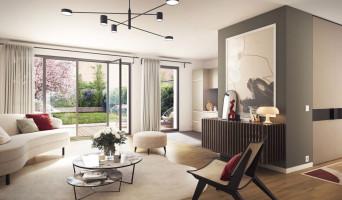 Clichy programme immobilier neuve « Le 7 » en Loi Pinel  (2)