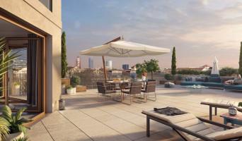 Lyon programme immobilier rénové « Arty » en loi pinel