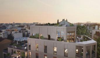 Lyon programme immobilier neuve « Arty » en Loi Pinel  (3)