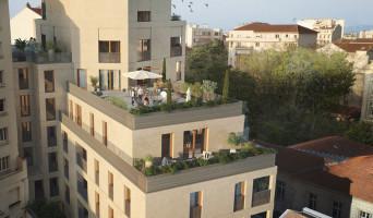 Lyon programme immobilier neuve « Arty » en Loi Pinel  (4)