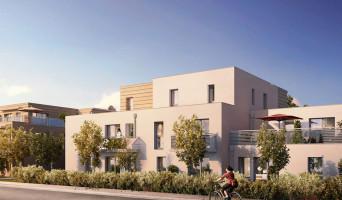Les Sorinières programme immobilier neuf « L'Aquarelle » en Loi Pinel