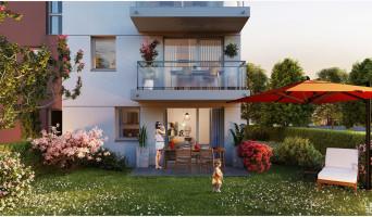 Gisors programme immobilier neuve « Les JArdins de Pissarro » en Loi Pinel  (2)