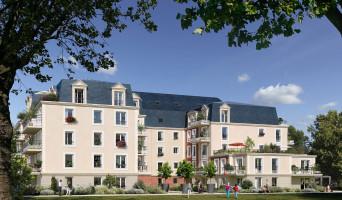 Orléans programme immobilier rénové « Belle Allure » en loi pinel