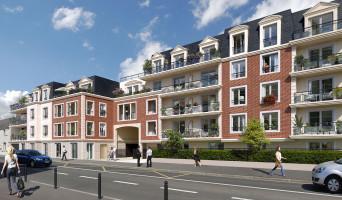 Orléans programme immobilier neuve « Belle Allure » en Loi Pinel  (2)