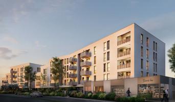 Lormont programme immobilier rénové « Les Jardins d'Anaïs 2 » en loi pinel