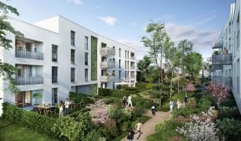 Lormont programme immobilier neuve « Les Jardins d'Anaïs 2 » en Loi Pinel  (2)
