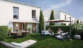 Lormont programme immobilier neuve « Les Jardins d'Anaïs 2 » en Loi Pinel  (3)